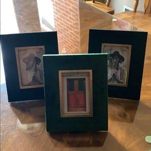 4x6 velvet frames